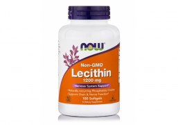 Заказать NOW Lecithin 1200 мг 100 капс